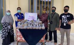 CSR Berkelanjutan Living World Pekanbaru, Sebar Kebaikan saat Ramadan