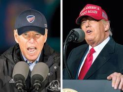 Biden Semakin Dekat dengan Kursi Presiden