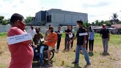 Polsek Bukitraya Gelar Rekonstruksi Penganiayaan Berujung Maut
