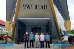 Panitia Konferkab PWI Inhu Koordinasi ke Provinsi