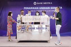 Penarikan Undian Gempita Bank Mestika