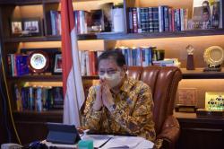Menko Airlangga Optimis Kuartal II 2021 Perekonomian Tumbuh 7 Persen