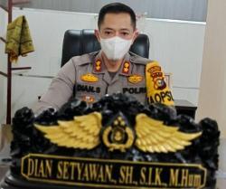 Miliki Senjata Api, Warga Inhil Ditangkap Polisi