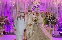 Arie Untung sampai Dude Harlino Hadiri Resepsi Pernikahan UAS-Fatimah