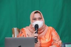Bupati Bengkalis Sampaikan Persoalan Tenaga Kerja Lokal ke Pusat