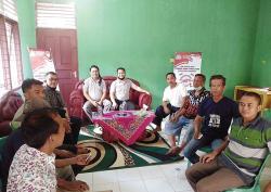 Konsultan Pelita Indonesia Tawarkan Jasa Pendampingan pada Pandai Besi Rumbio Jaya