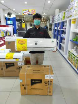 Sharp AC J Tech Inverter, Kini Diskon 20 Persen