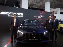 Mercedes-Benz Kenalkan Lima Model Baru di Indonesia