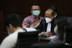 Edhy Prabowo Sedih, Putusan Tak Sesuai Fakta Persidangan