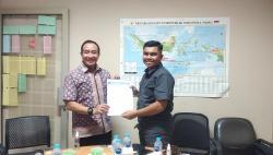 Anak Sulung Syamsuar Terima SK Pengurus Karang Taruna Riau