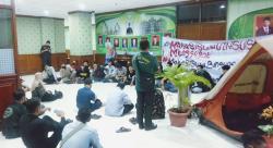 Mahasiswa UIN Suska Riau Gelar Aksi Tuntut Keringanan Pembayaran UKT
