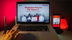 Telkomsel dan Rumah Zakat Bantu APD Nakes dan Pemusalaran Jenazah