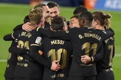Barcelona Menang 5 kali dalam 7 Laga