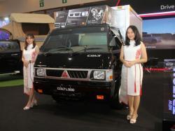 Mitsubishi Masih Kuasai Kendaraan Niaga