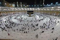 45 Ribu Jamaah Haji Sudah di Mina, yang Positif Langsung Diisolasi