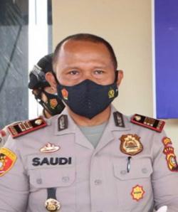 Polsek Medang Kampai Gelar Patroli Karhutla