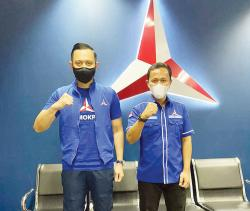 Demokrat Tunjuk Agung Nugroho Pimpinan DPRD Riau