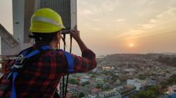 Seluruh Ibu Kota Kecamatan di Natuna Bisa Pakai 4G Telkomsel