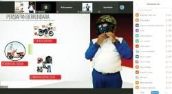 Tutup Tahun, Capella Honda Ajak Pelajar Cari Aman lewat Webinar