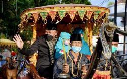 Bismillah, Pemko Padang Lepas Gubernur Mahyeldi