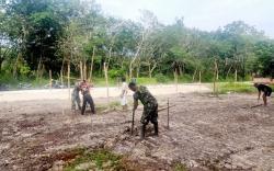 KLHK Bersama TNI dan Masyarakat Kolaborasi Membangun KBD
