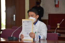 Surat DPRD Riau ke Presiden Dikirim Hari Ini