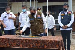Gubri Syamsuar Apresiasi UPT KPH Tasik Besar Serkap