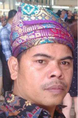 Wartawan Riau Rayakan Natal Sesuai Prokes