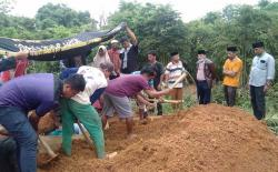 Datuak Maruangso, Panghulu Adat Pangean Tutup Usia