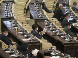 Gaji DPR Dipotong Setengah untuk Korban Corona