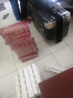 BC Bengkalis Amankan Ribuan Batang Rokok tanpa Pita Cukai