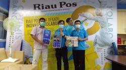 Riau Pos Dukung Karya Anak Riau