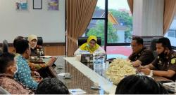 Berkoordinasi dengan Kejati, KPK Monitoring Aset Bermasalah di Riau