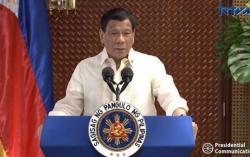 Duterte Umumkan Lockdown Kota Manila