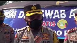 Polisi Siapkan 3.385 Personel Amankan Demo Jokowi End Game