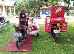 Capella Honda Sediakan Layanan Kunjung