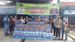 Indomaret Salurkan 250 Ribu Masker dan Sembako