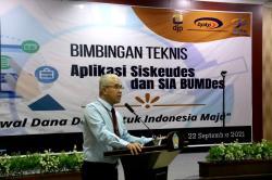 Kemenkeu-BPKP Riau Gelar Pelatihan Aplikasi Pengelolaan Keuangan Desa