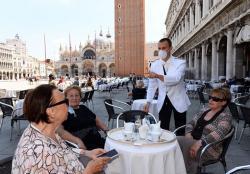 Virus Corona Ada di Italia Sejak Desember