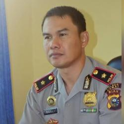 Tertangkap Tangan Warga, Pelaku Curanmor Diamankan Polsek Bangko