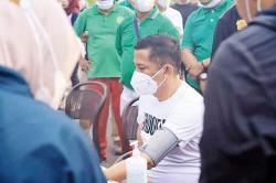 Upaya Menuju Ujung Pandemi di Kepulauan Meranti