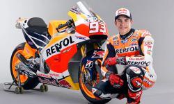 Marquez Bantah Pernyataan Bosnya soal Juara Dunia