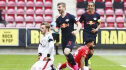 Cetak Hattrick, Werner Bawa Leipzig Pepet Muenchen dan Dortmund