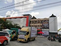 ACT Riau Kirim Bantuan 9,5 Ton Logistik