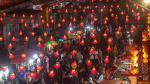 1.088 Lampion Meriahkan Imlek di Kampung Tionghoa