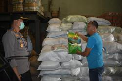 Antisipasi Kelangkaan, Polresta Cek Pergudangan Sembako