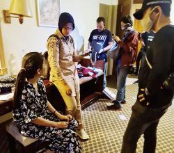 Hotel Jadi Pelarian untuk Nyabu