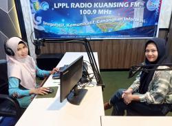 Radio Jadi Pilihan Masyarakat Kuansing Menunggu Buka Puasa