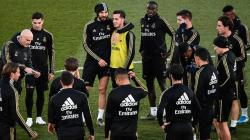 Sepekan Lagi Real Madrid Gelar Latihan di Valdebebas