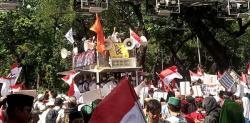 Aksi 212 Batal Digelar di Depan Kantor Jokowi, Ini Penyebabnya